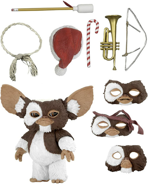 NECA Gremlins Ultimate Gizmo Scale Action Figure