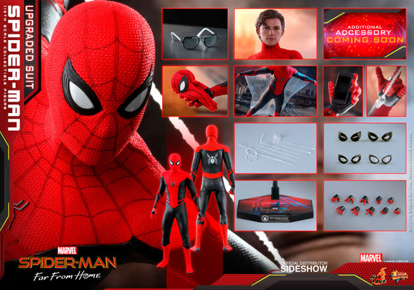 Spider-Man (Upgraded Suit) Sixth Scale
