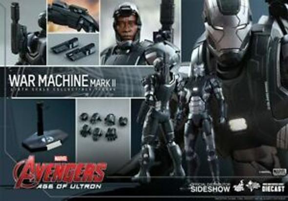 War Machine Mark II Sixth Scale Figure