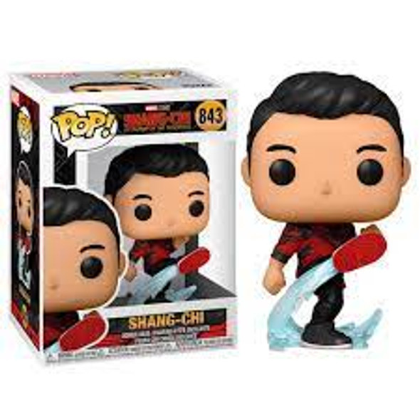 Pop! Marvel: Shang Chi and The Legend of The Ten Rings - Shang Chi (Kicking)