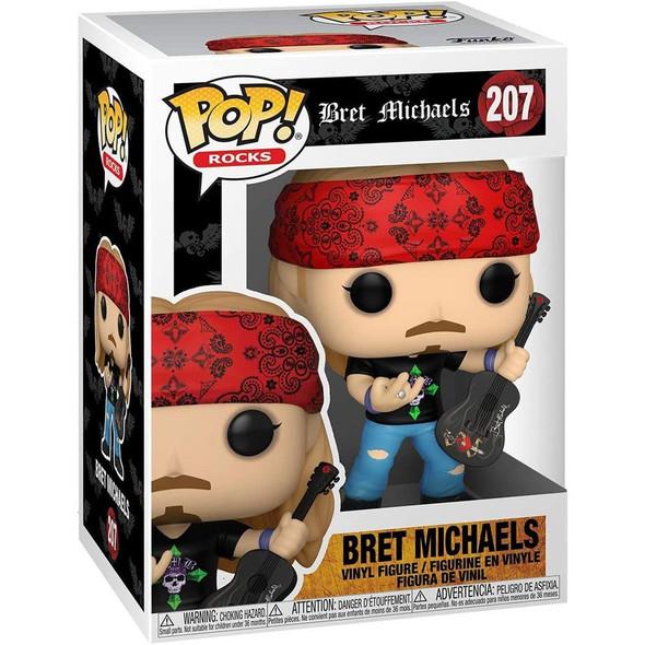 Pop! Rocks: Bret Michaels