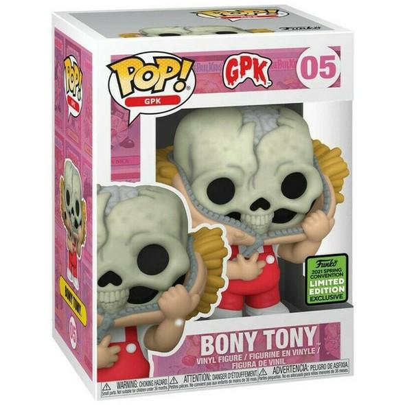 POP! Garbage Pail Kids - Bony Tony Shared