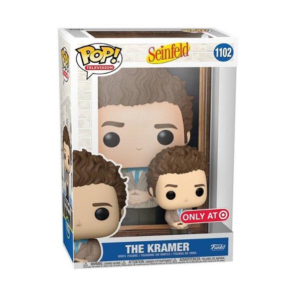 POP! Moment: Seinfeld - The Kramer on Black Velvet