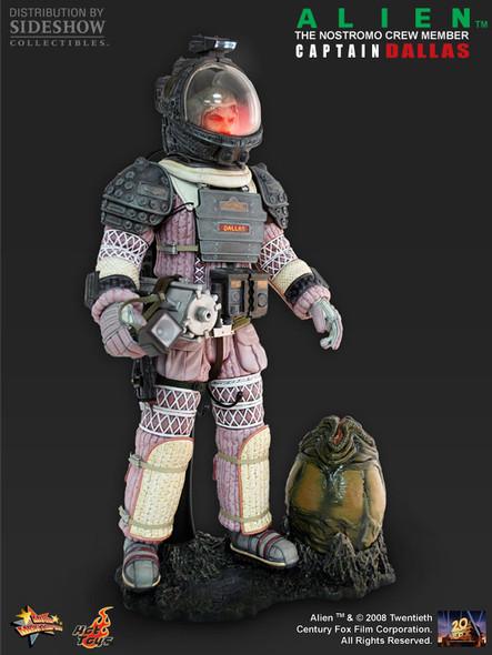 Hot Toys 1/6 Scale Alien - Captain Dallas