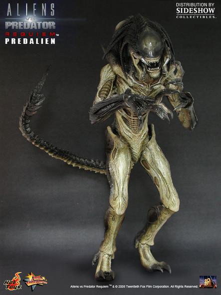 Hot Toys 1/6 Scale Alien - Requiem Predalien