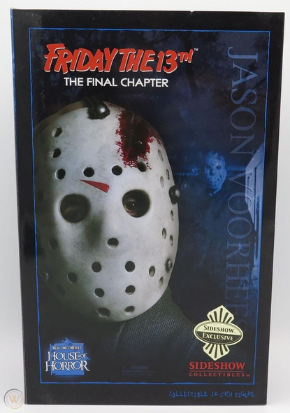 Sideshow 1/6 Friday 13 Final Chapter