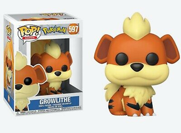 Pop! Games: Pokemon - Growlithe