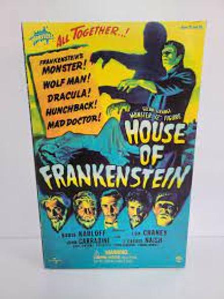 Glenn Strange as the Monster From House of Frankenstein
