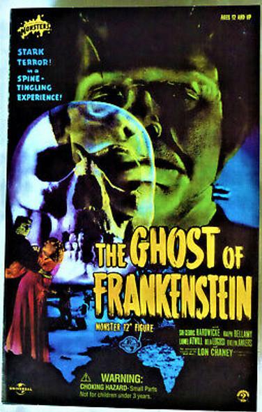Universal Monsters Lon Chaney as Frankenstein