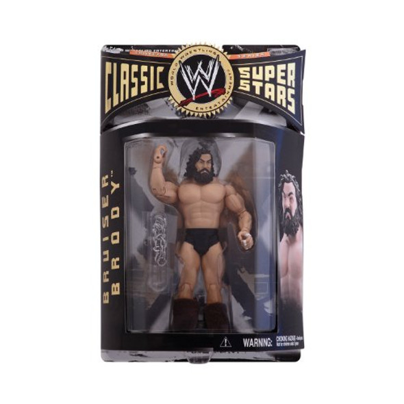 WWE Classic Super Stars Bruiser Brody