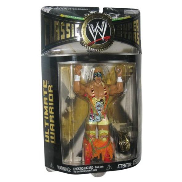 WWE Classic Super Stars Ultimate Warrior