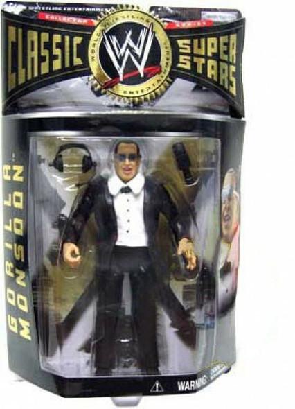 WWE Classic Super Stars Gorilla Monsoon