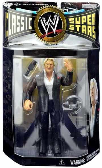 "WWE Classic Super Stars Bobby ""The Brain"" Heenan"