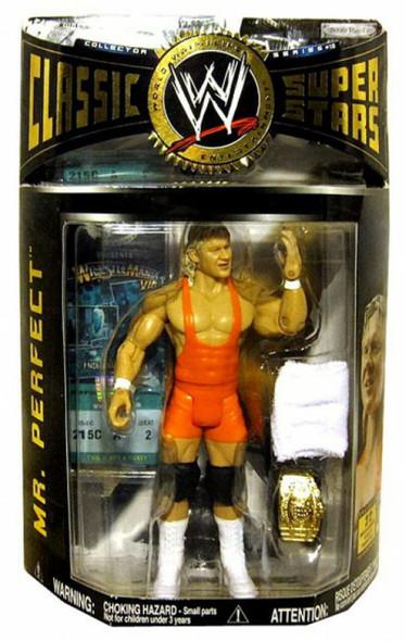 WWE Classic Super Stars Mr. Perfect
