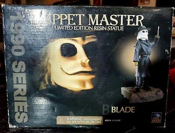 Puppet Master Blade Resin Statue