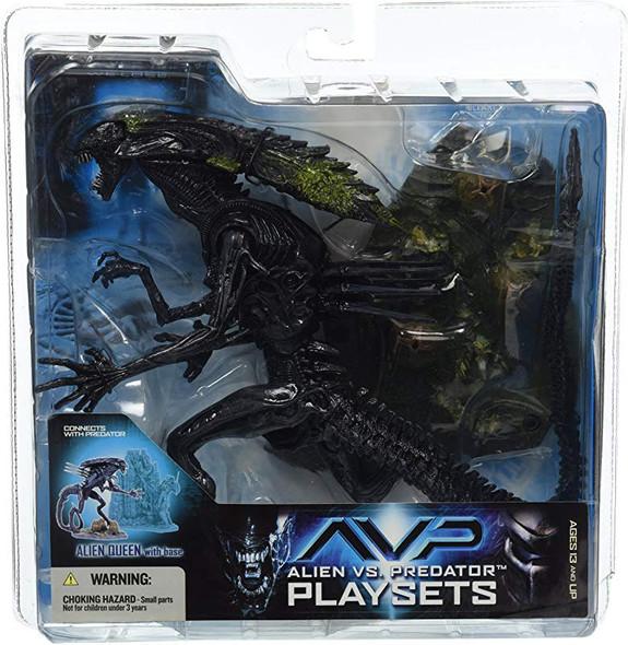 Spawn Alien vs. Predator Playsets Alien Queen with Base