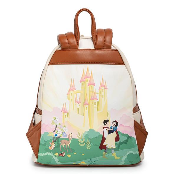 Loungefly Disney Snow White Castle Series Mini