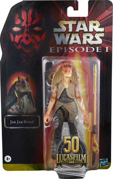 Black Series Star Wars Episode 1 Jar Jar Binks Best Buy