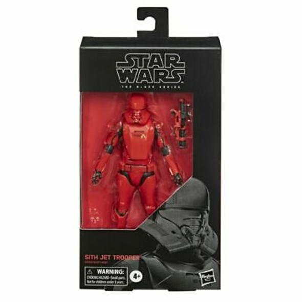 Star Wars The Black Series Sith Jet Trooper # 106