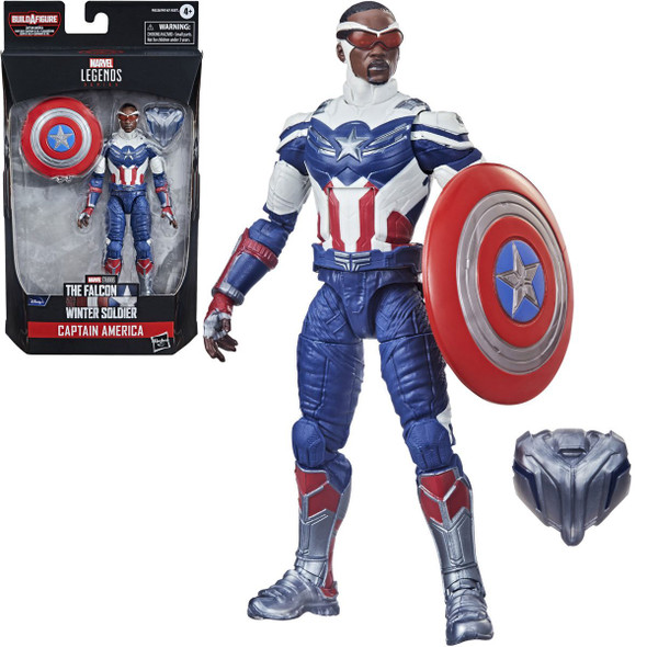 Marvel Legends Captain America: Sam Wilson