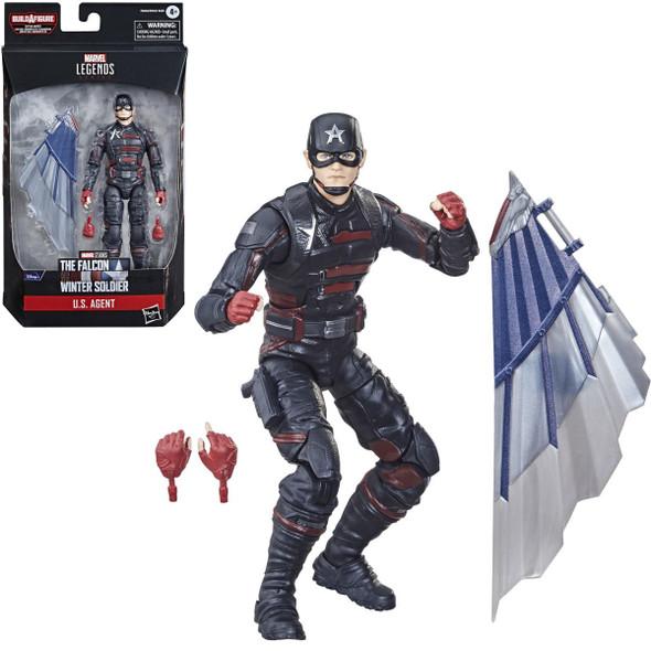 Marvel Legends Avengers 2021 US Agent