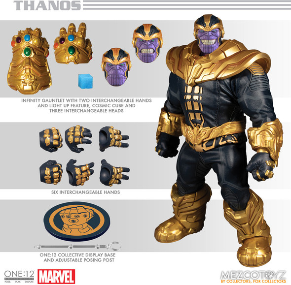 Thanos One:12 Collective