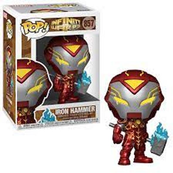 Pop! Marvel: Infinity Warps - Iron Hammer