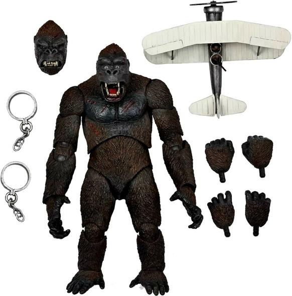 NECA Ultimate King Kong (Concrete Jungle)