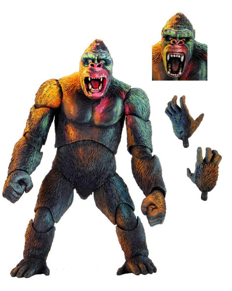 Neca King Kong Illustrated