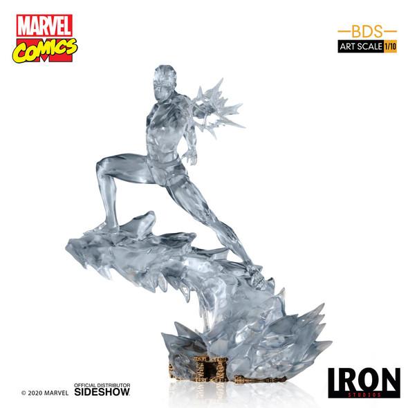 Iron Studios Ice Man