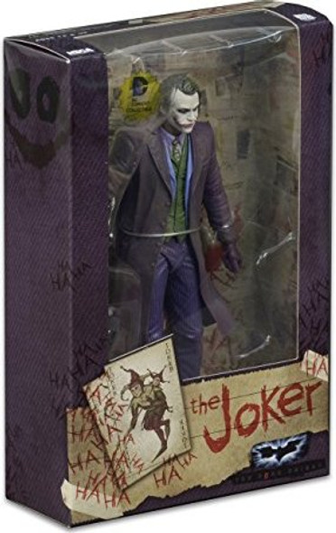 NECA Dark Knight Movie Joker [Heath Ledger] Exclusive Figure