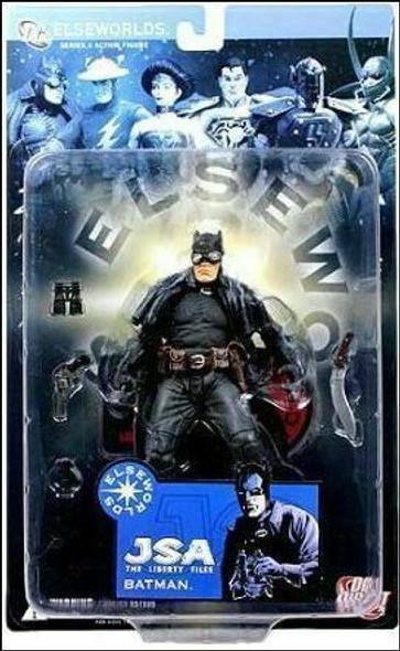 """Elseworlds Series 2 Action Figure: 6.75"""" JSA Batman"""
