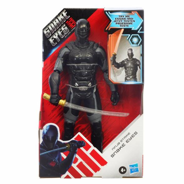 Hasbro Snake Eyes: G.I. Joe Origins Ninja Strike Snake Eyes