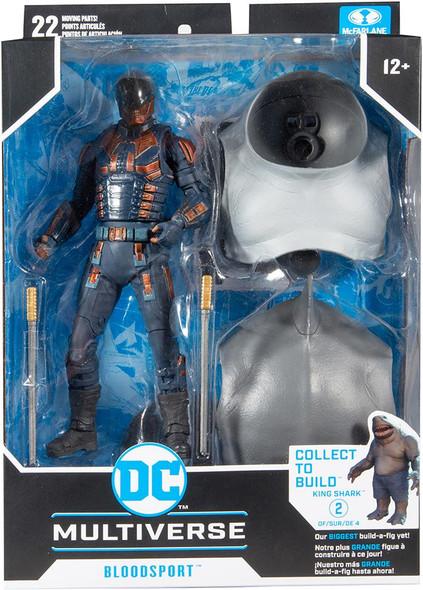 DC Multiverse Bloodsport (The Suicide Squad)