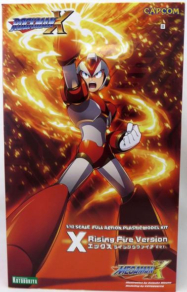 Kotobukiya Mega Man X: Rising Fire Version Plastic Model Kit