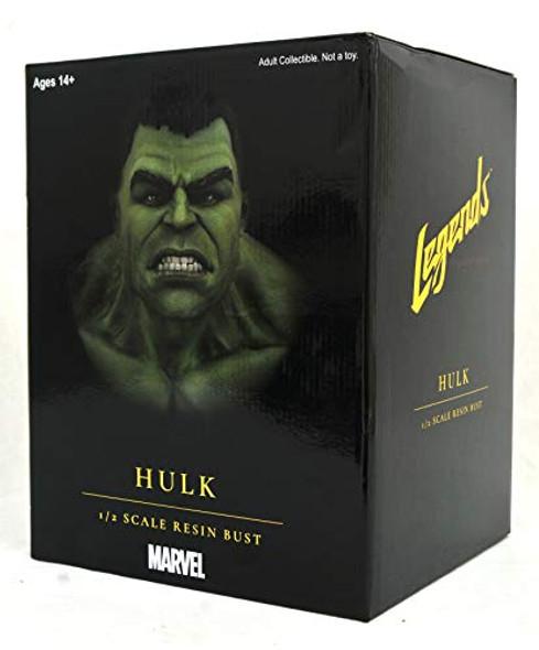 Marvel Thor Ragnarok Hulk 1: 2 Scale Bust
