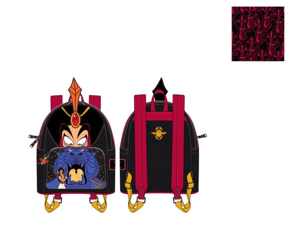 Loungefly Disney Jafar Villains Scene Mini