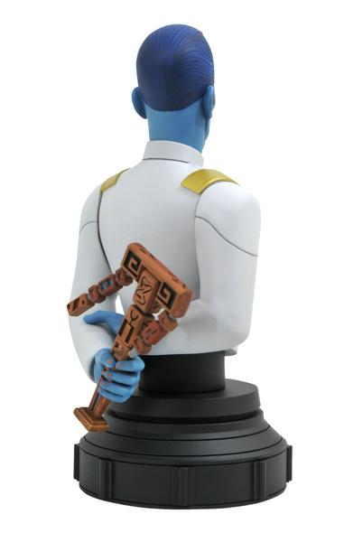 Star Wars Rebels: Grand Admiral Thrawn 1:7 Scale Mini-Bust
