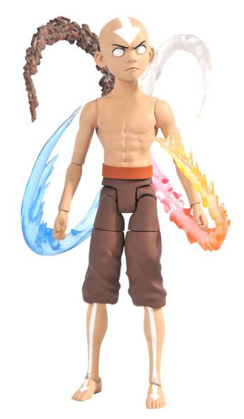 Avatar The Last Airbender: Final Battle Aang Deluxe