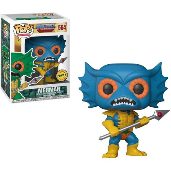 POP! Masters of the Universe Merman [CHASE]