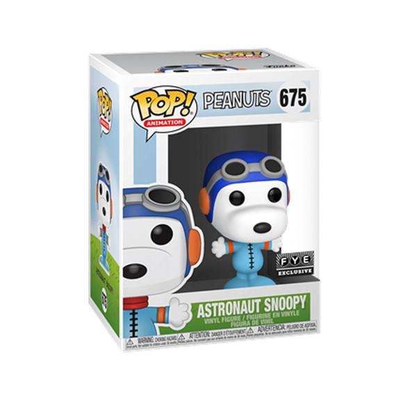 POP! Animation - Peanuts Astronaut Snoopy FYE