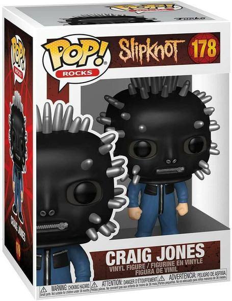 POP Rocks: Slipknot-Craig Jones