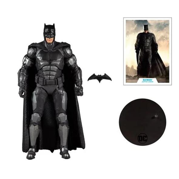 DC Multiverse Justic League Snyder Batman