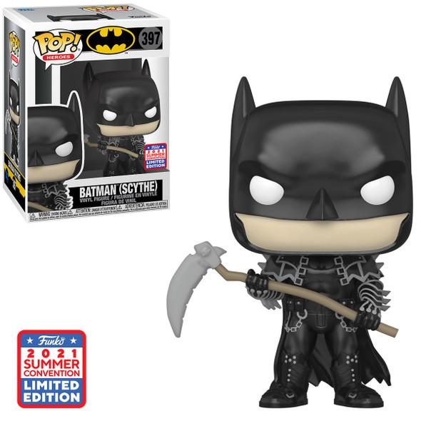 POP DC Batman with Scythe Exclusive