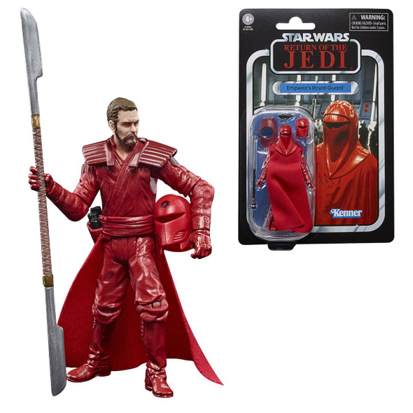 Star Wars The Vintage Collection Emperor's Royal Guard 3 3/4-Inch