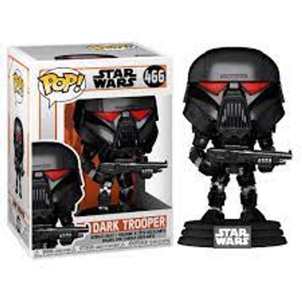 Pop! Star Wars: The Mandalorian - Dark Trooper Battle Droid