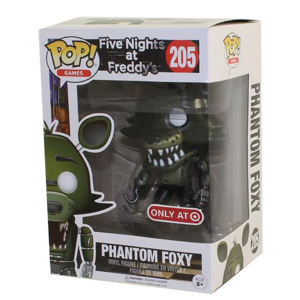 Pop! Five Nights at Freddy's Phantom Foxy Exclusive