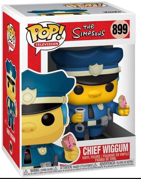 Pop! Animation: Simpsons - Chief Wiggum
