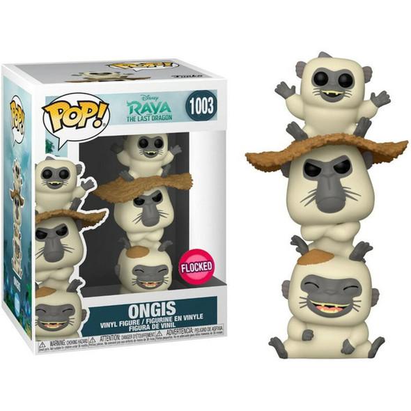 POP! Disney: Raya The Last Dragon Flocked Ongis Exclusive