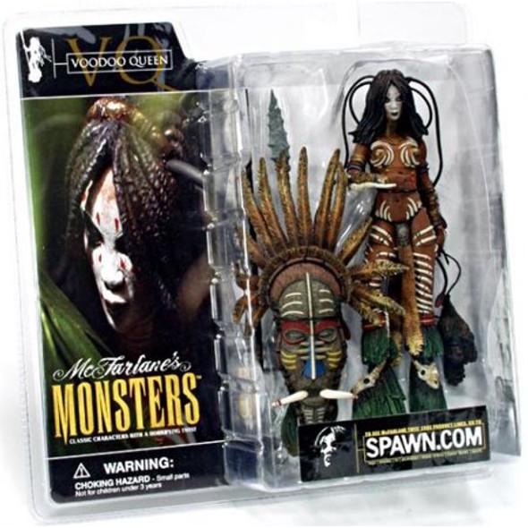 McFarlanes Monsters Series 1 Voodoo Queen (Bloody)